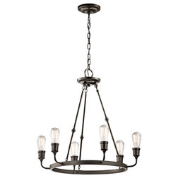 Marvelous Industrial Chandeliers by Transolid
