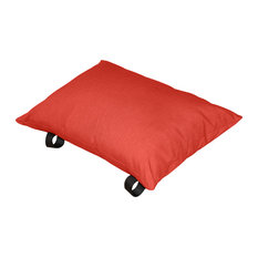 Polyester Pillow, Cherry Red