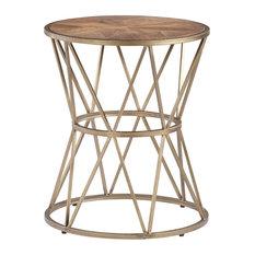 SoHo Round End Table