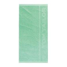 Tom Tailor Beach Towel, Mint Green