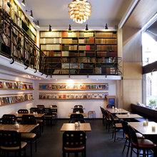 Paludan Book Café - Copenhagen