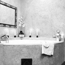 salle de bain inspiration marocaine - Méditerranéen ...