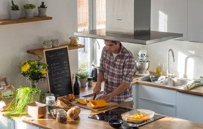 Les Français optent pour un mode de vie plus sain dans la cuisine