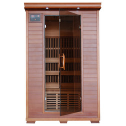 Transitional Saunas by Blue Wave Products, Inc