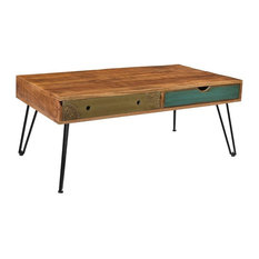 Coast To Coast 98247 Brisbane Two Drawer Cocktail Table