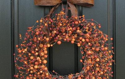作る楽しみ、飾る楽しみ。クリスマスリースと過ごす12月