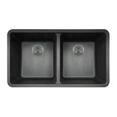 Small Double Bowl Kitchen Sink | Houzz