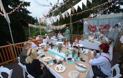 My Houzz: Once-Bare Seattle Yard Now Fit for a Wedding