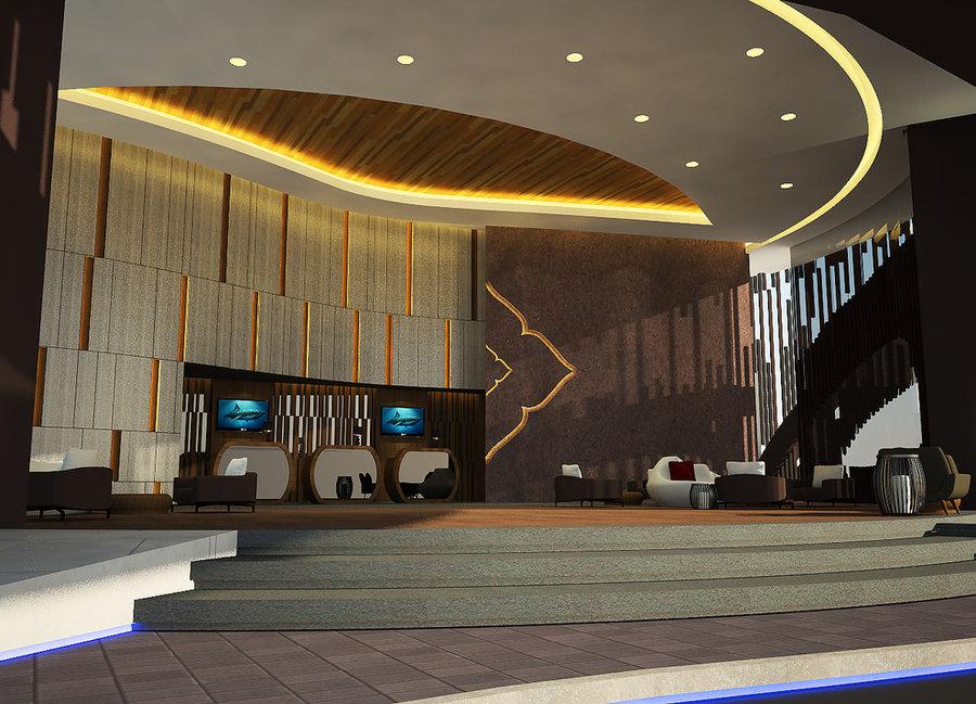 Novotel,Karon beach -Lobby Interior