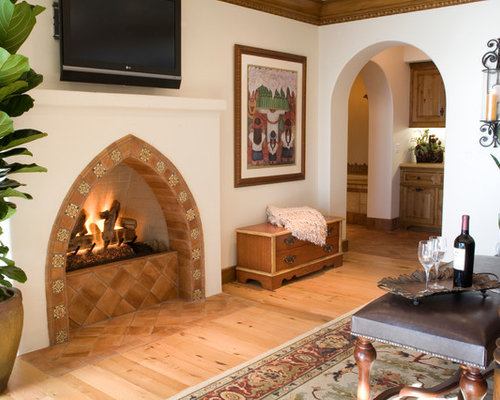 Spanish Fireplace Ideas Pictures Remodel And Decor