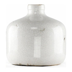 Crackled Jar, Medium