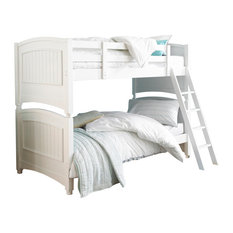 Colonial Bunk Bed, With Upgraded Mattress