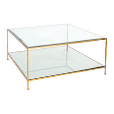 Gold Coffee Tables Houzz