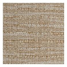Deluxe Roman Shades Plain Fold, 51Wx52H Captiva Sandlewood