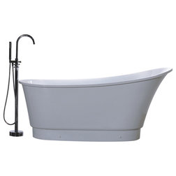 Transitional Bathtubs by Luxury Bath Collection