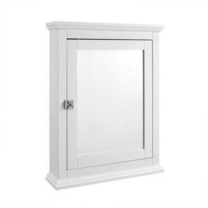 """Afina Basix 16""""x22"""" Single Door Medicine Cabinets ..."""