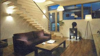 自然光と風の抜ける家 ステージングプロデュース