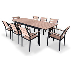 Transitional Outdoor Dining Sets by Urban Furnishing