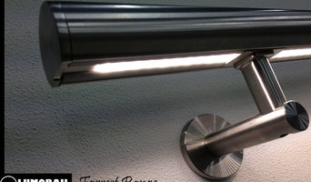 The Forrest Range LED illuminated handrail