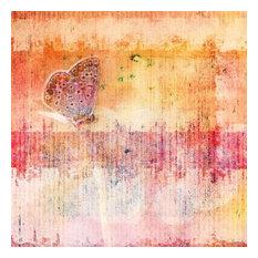 "Parvez Taj Art Pring on Premium Canvas, 24""x24"""