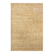 Nuloom 3'x5' Hand Woven Hailey Jute Rug, Natural