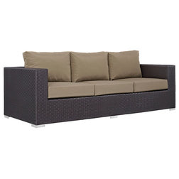 Tropical Outdoor Sofas by ShopLadder