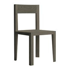 Grigio Segno Dining Chair, Moss Grey