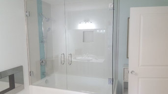Bathrooms- Showers and Mirror Projects
