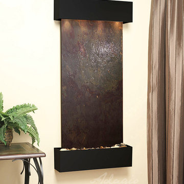 Wall Fountains For Your Home - The Cascade Springs Wall Fountain