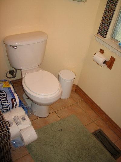 Wheelchair Accessibility in a Berkeley Bungalow Bathroom