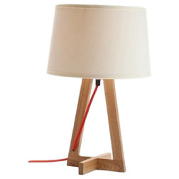 Good Transitional Table Lamps by LB lighting