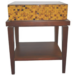 Awesome Contemporary Nightstands And Bedside Tables by Indopuri