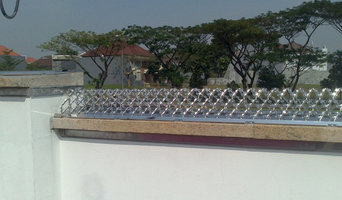 High Security Fencing on High Value Assets