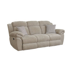Sweeney, Sofa, Manual Motion  Sandstone. Extra Long Sofas