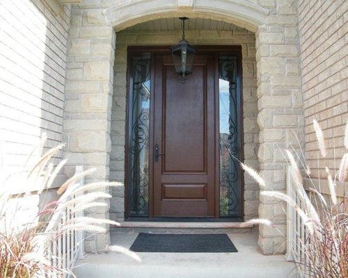 rustic collection front doors