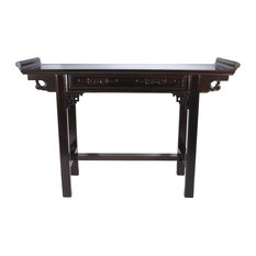 Oriental Furniture   Qing Hall Table   Console Tables