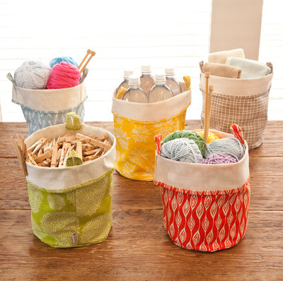 Contemporary Baskets by See Jane Work