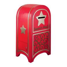 Santa's Continental Holiday Mailbox