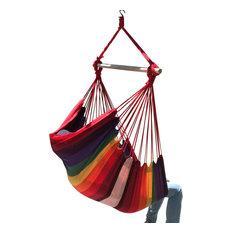 Brazilian Hammock Chair, Hot Colors