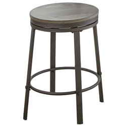 Industrial Bar Stools And Counter Stools by Steve Silver