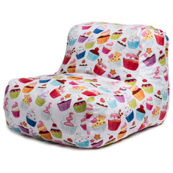 Contemporary Bean Bag Chairs by Wow! Works LLC
