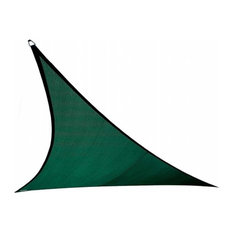 Gale Pacific USA 473877 Coolaroo Coolhaven Shade Sail Large Triangle, 18'
