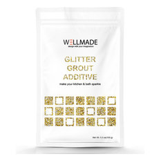 Silver+Gold Glitter Grout Additive 5.3oz/150g/bag