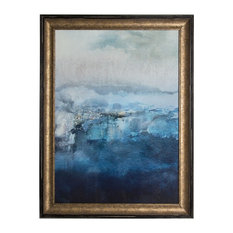 Graham & Brown - Ink Abstract Framed Print - Prints & Posters