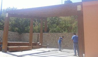 Casetta in legno Blockhaus