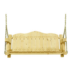 Homestead Collection Porch Swing, Exterior Finish