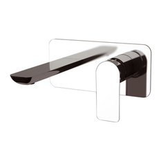Infinity Chrome Plated Built-In Wash Basin Mixer Tap, Horizontal