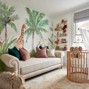 Large classic nursery in London.