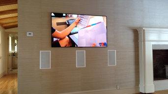 Smart Home Entertainment Centers
