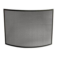 Single Panel Curved Screen